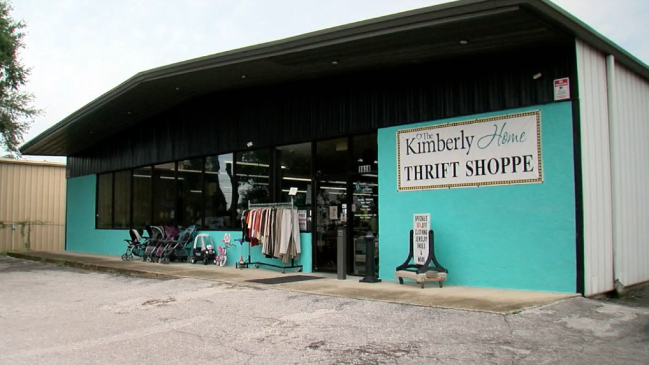 Kimberly Home Thrift Shoppe