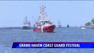 Grand Haven Coast GuardFestival