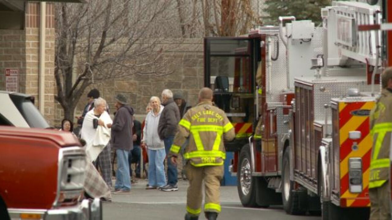 SLC assisted living apartments evacuated after resident sets off pesticide fumigator