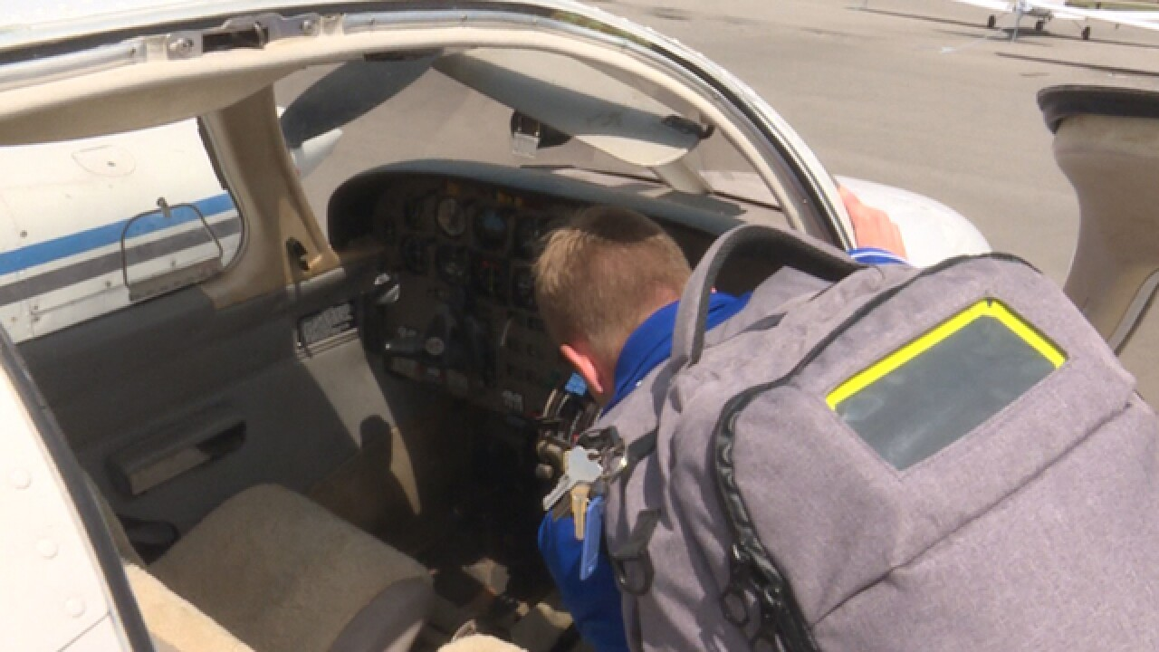 MTSU Aerospace, Delta Airlines Helping High-Flying Students Get Ready For Take-Off
