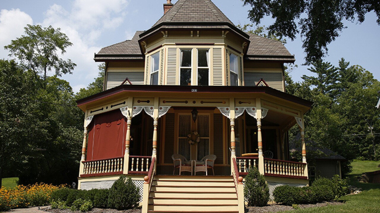 Home Tour: Historic charm abounds in this Milford Queen Anne Victorian