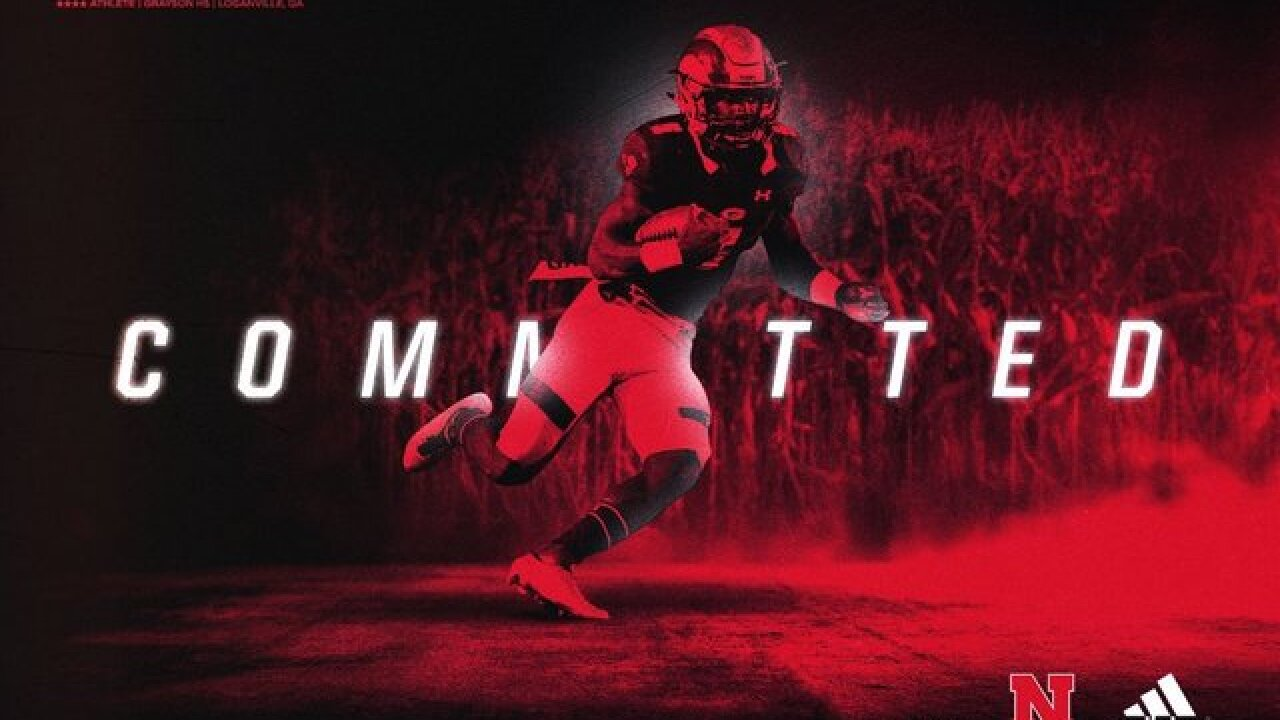 Husker football recruiting: Nebraska lands three star running back Ronald Thompkins from Georgia