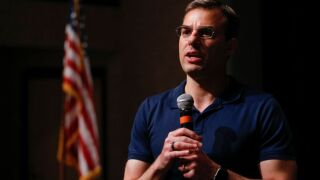 AP Interview: Amash says voters want political 'alternative'