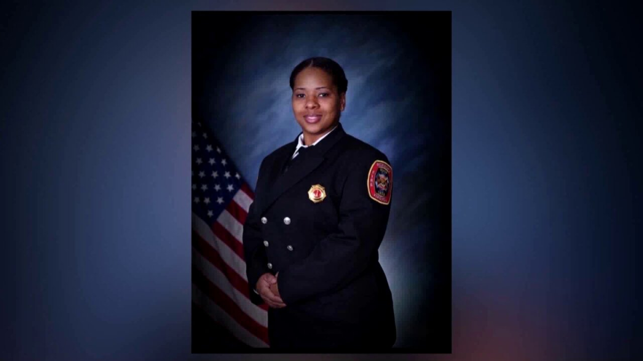 $5000 reward offered for info leading to arrest of person who killed fire lieutenant