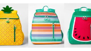 Adorable Backpack Coolers Hold Up To 20 Cans