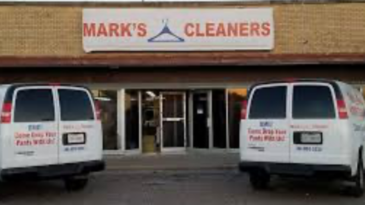 Mark's Cleaners determined to keep your clothes clean