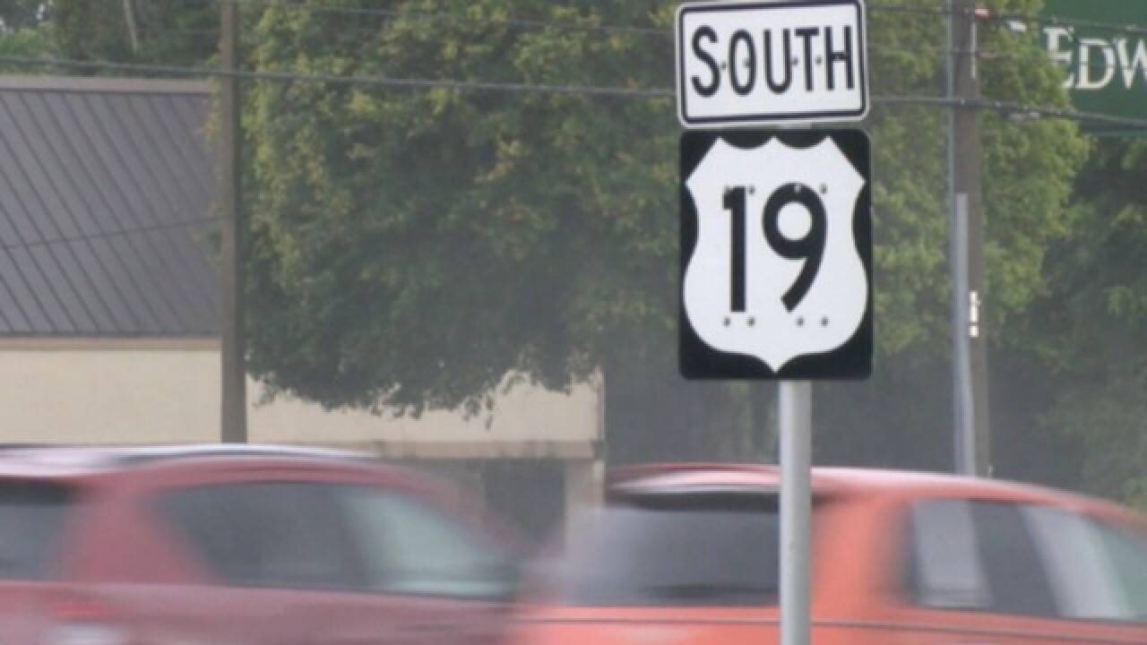 'Death Valley' drivers say stretch of U.S. 19 is extremely dangerous