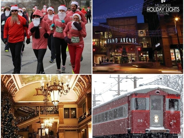 18 family-friendly holiday events in the Milwaukee area [PHOTOS]
