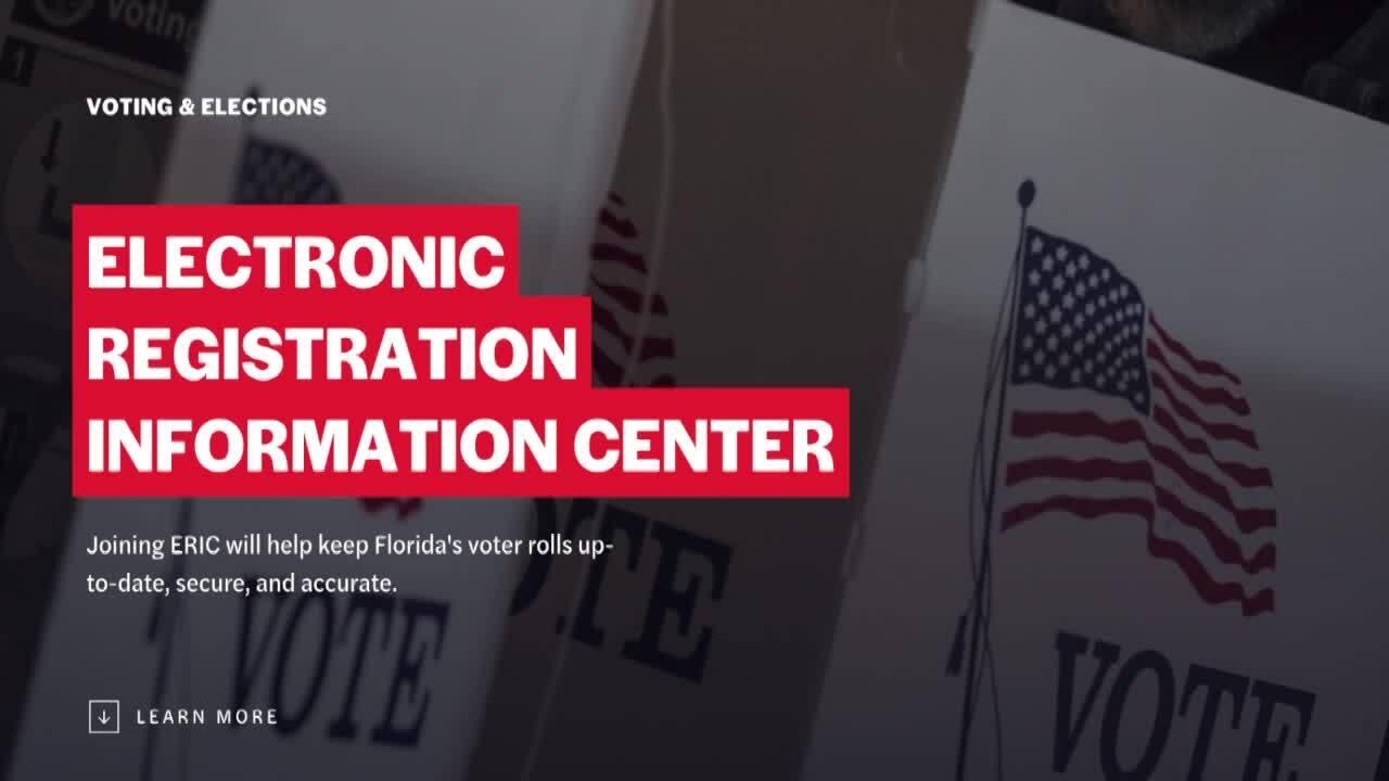 Florida missed Electronic Registration Information Center deadline