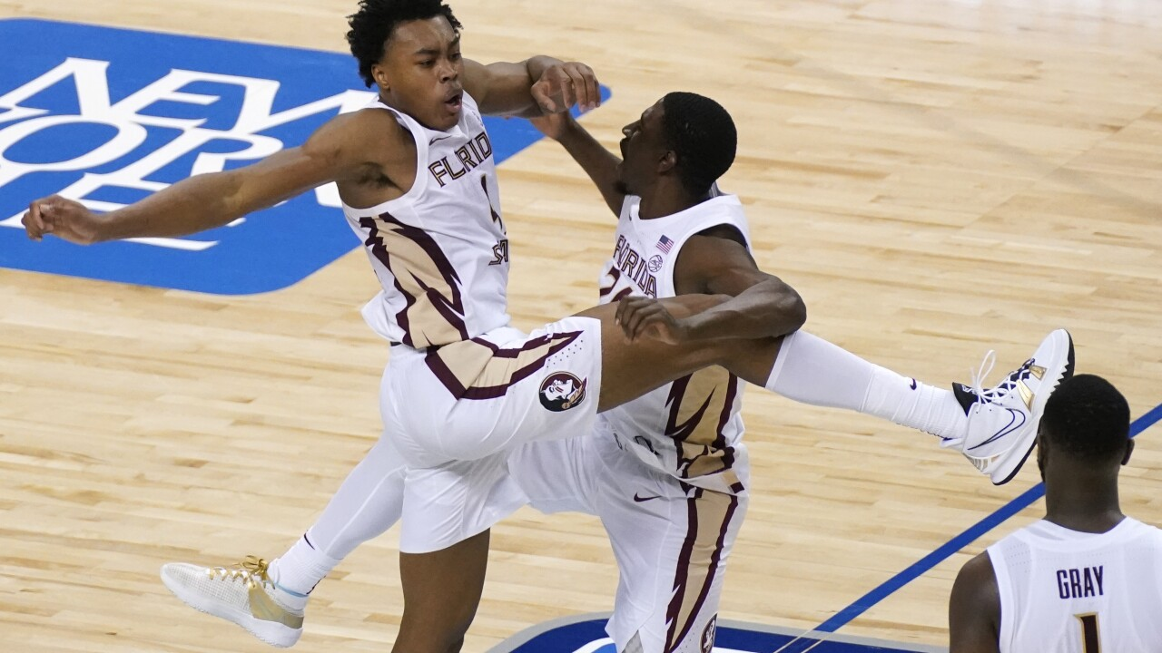 ACC North Carolina Florida St Basketball