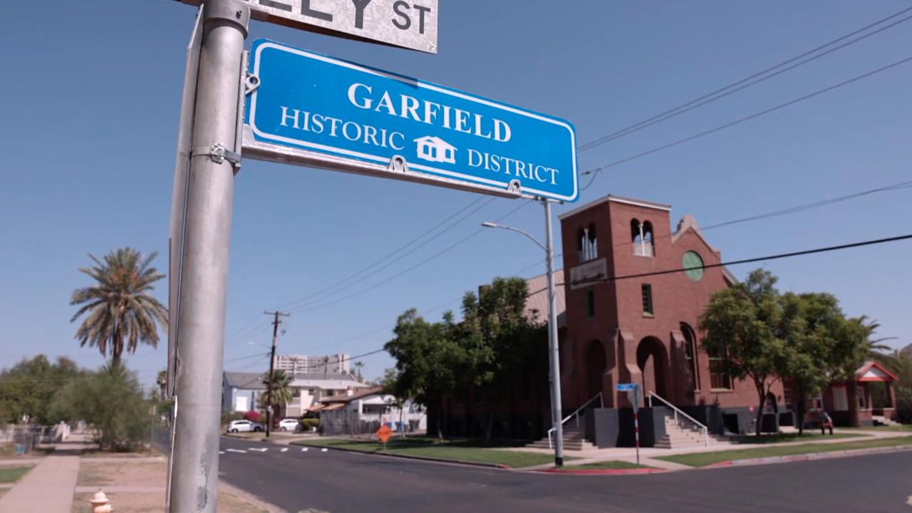 Garfield neighborhood