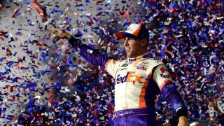 Denny_Hamlin_Monster Energy NASCAR Cup Series 61st Annual Daytona 500
