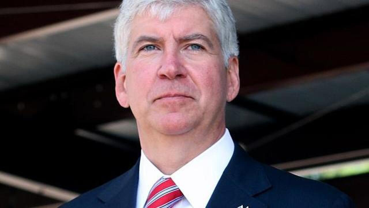 Gov. Rick Snyder unveils plan to provide broadband access to every corner of Michigan