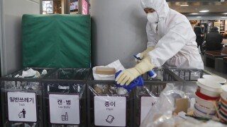 South Korea China Outbreak