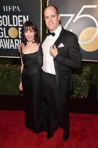 2018 Golden Globes Red Carpet