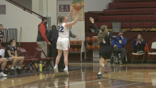 Western A girls semifinals: Columbia falls slips past Browning