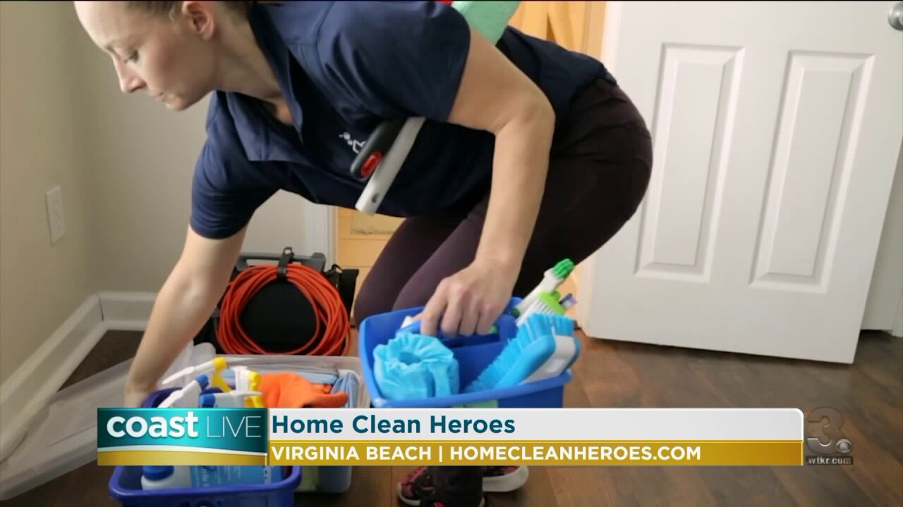 Easy holiday cleaning tips for your home on CoastLive