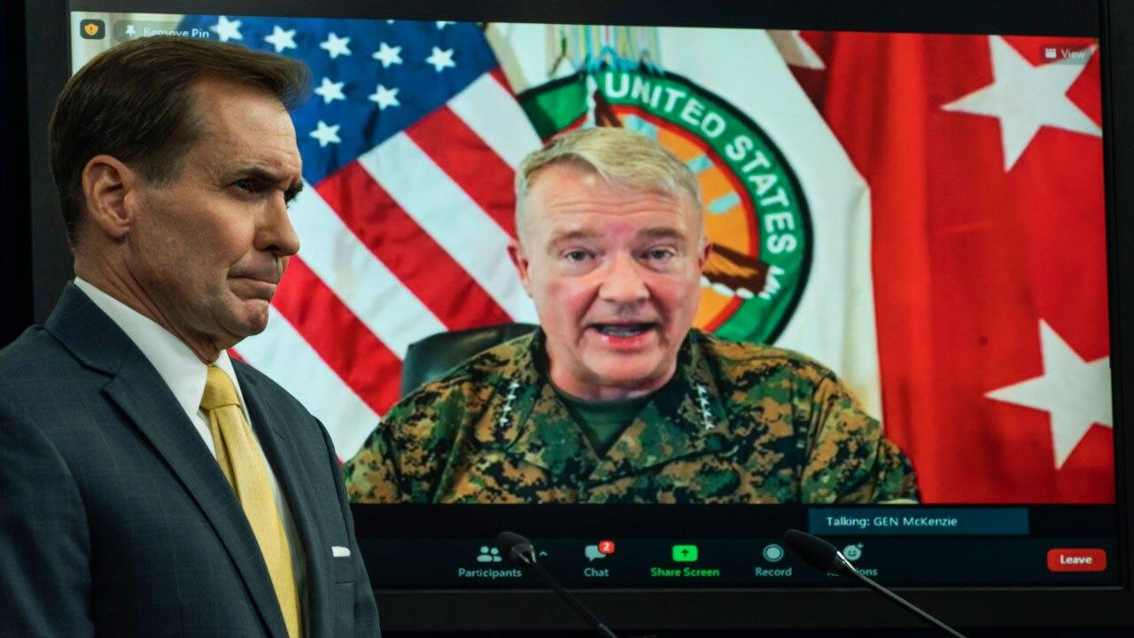 Gen. Frank McKenzie speaks about end of US withdrawal from Afghanistan