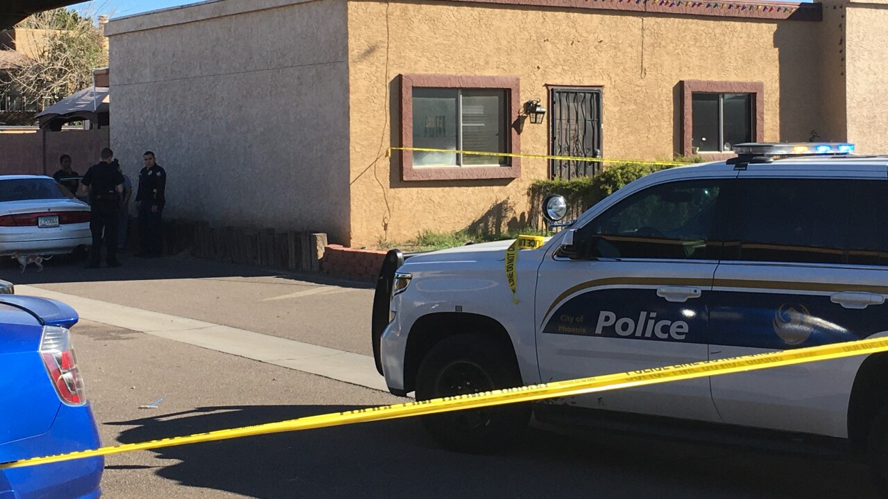 PD: Man shot and killed at a home near 27th Avenue and Camelback