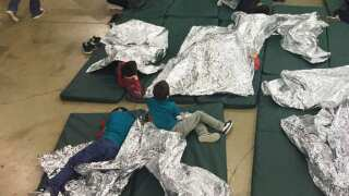 separated migrant children