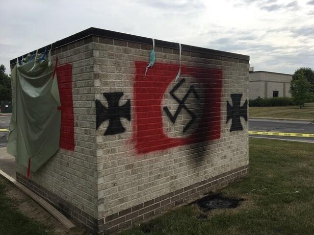 Arrested made in Carmel synagogue vandalism