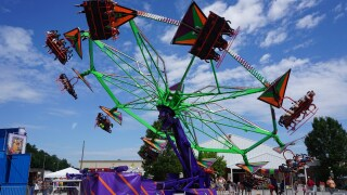 The Summit County Fair is still on this year despite the pandemic.
