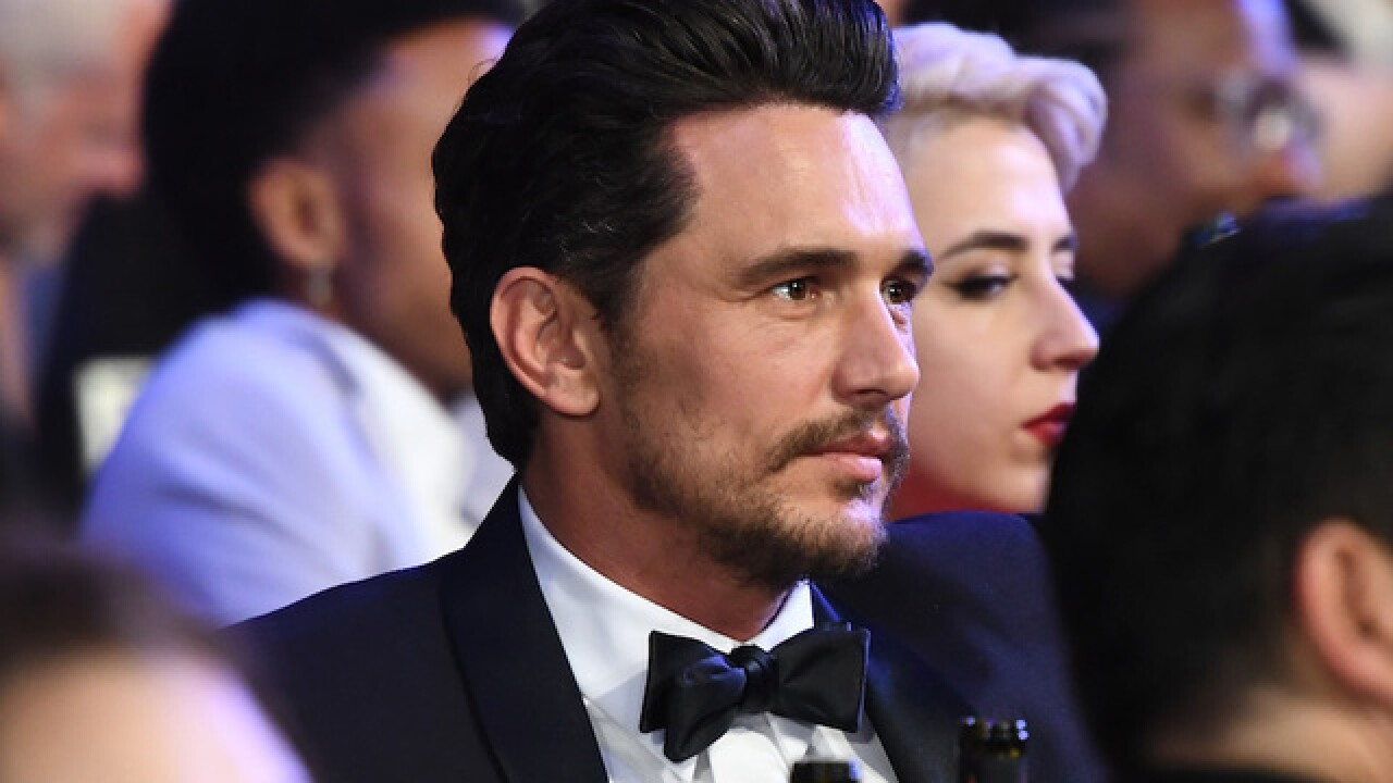James Franco pulled from Vanity Fair's Hollywood issue
