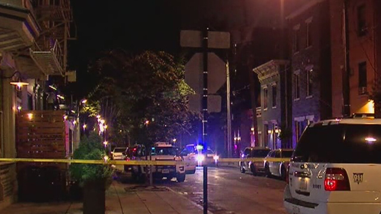 Man hospitalized in overnight shooting in OTR