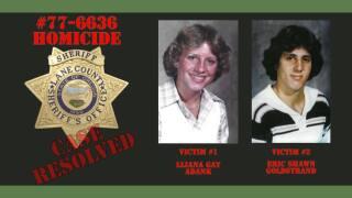 Adank Goldstrand murder