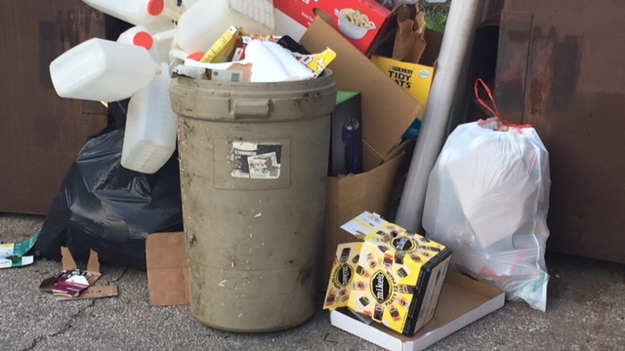 Why illegal dumping in Portage Co. is a bad idea