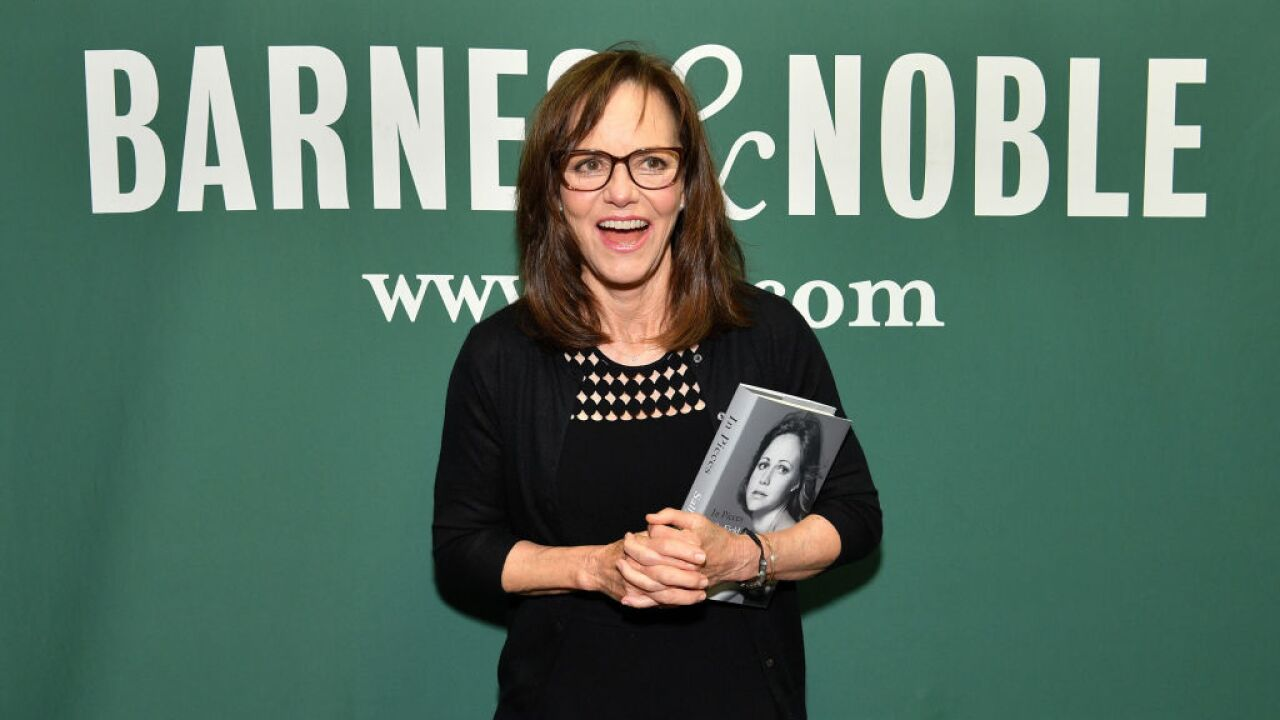 Sally Field arrested at Jane Fonda's climate protest