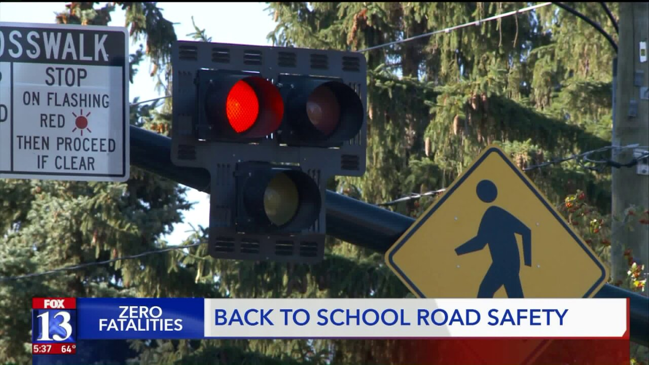 Teen drivers urged to drive safely with school back in session