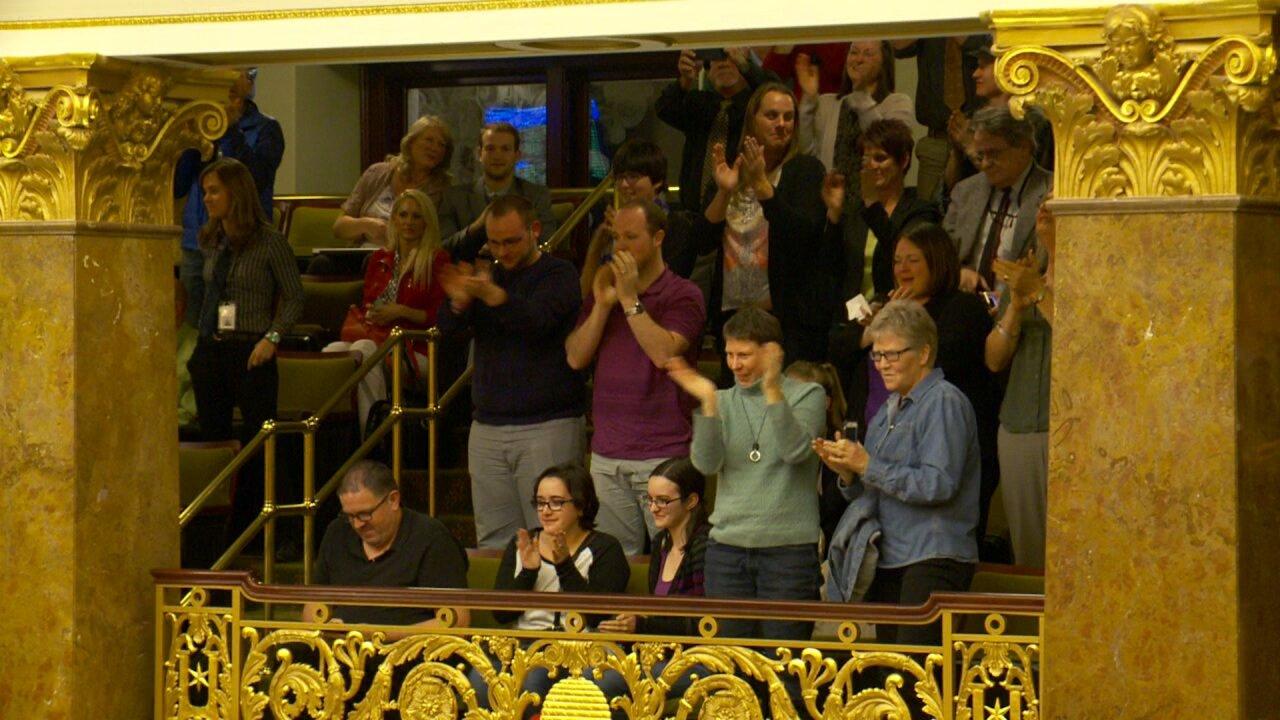 'Monumental' gay rights, religious liberties bills pass the Utah StateLegislature