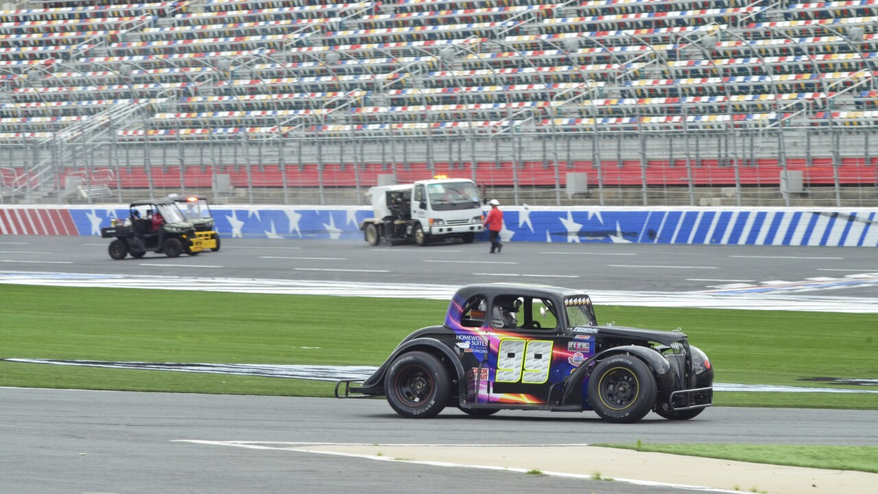 NASCAR Drive For Diversity Auto Racing