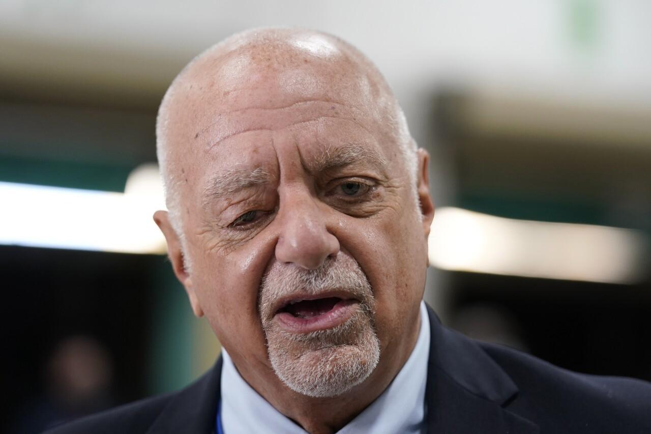 Peter Antonacci in September 2020
