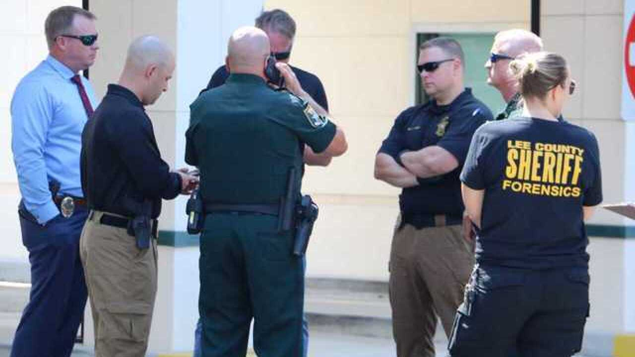 Fort Myers bank on Metro Parkway robbed Monday