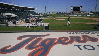 Detroit Tigers 2021 Spring Training