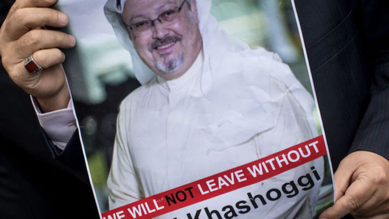 Jamal Khashoggi: Turkey claims to have evidence that journalist was tortured, murdered by Saudis