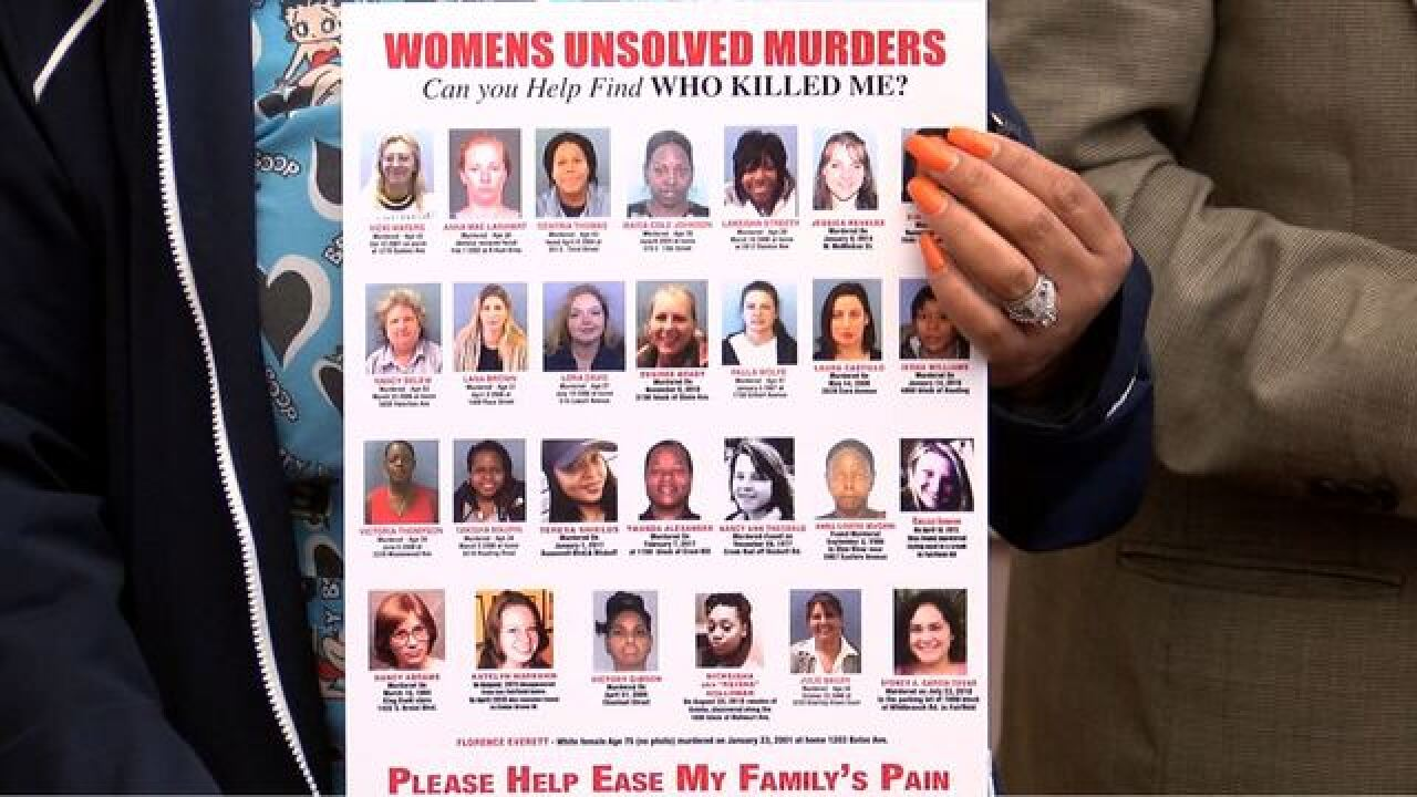 New hope in unsolved murder cases of area women