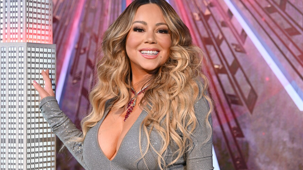 Mariah Carey becomes first artist to score No. 1 on Billboard Hot 100 chart in four different decades