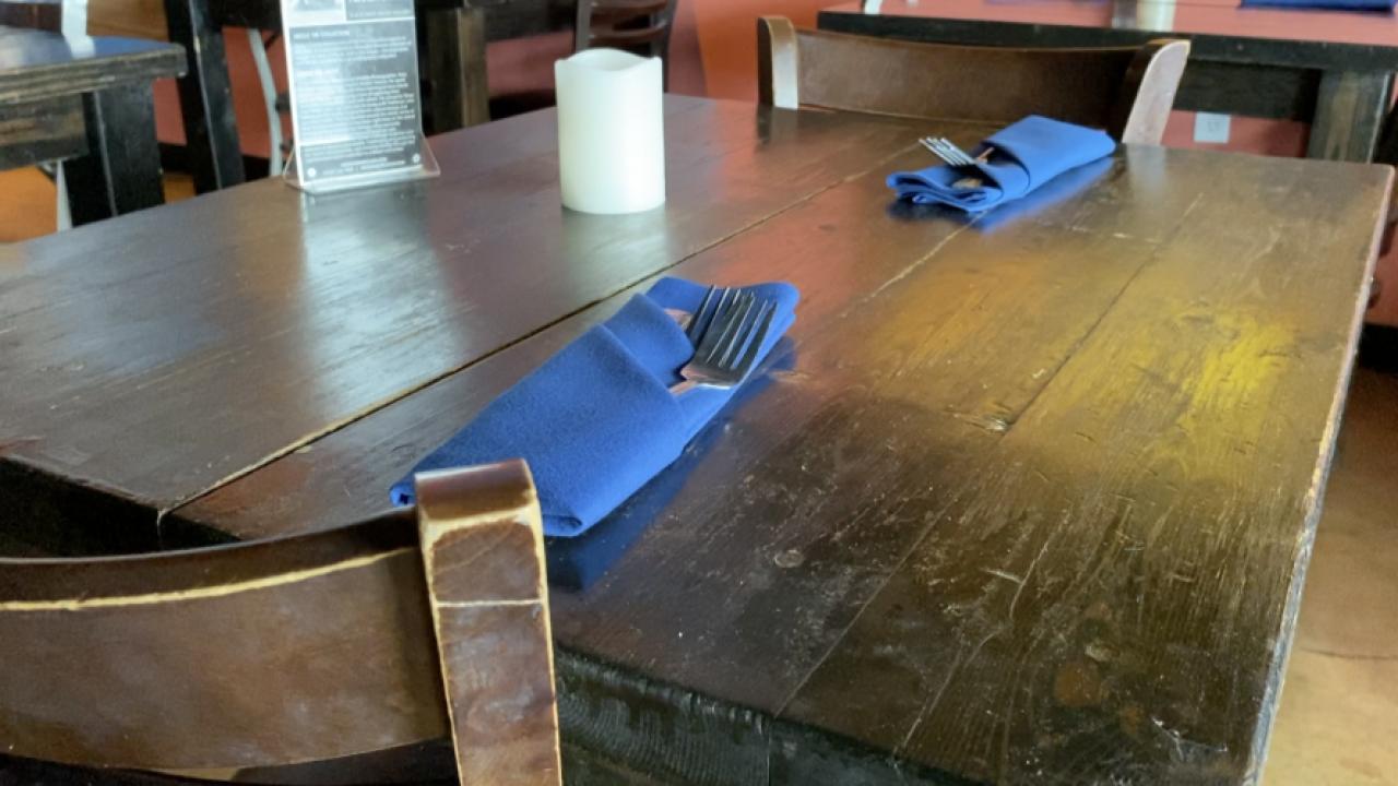 Black Sheep Bistro Table