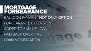 Mortgage forbearance options for those struggling to make ends meet