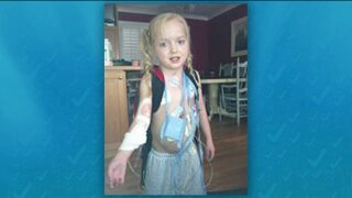 9-year-old Utahn thriving thanks to two families who chose organ donation