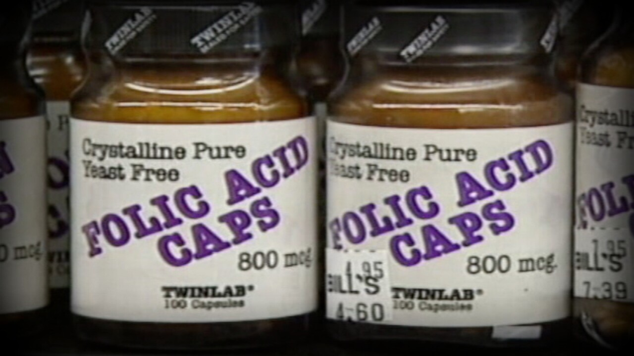 Too Much Folate In Pregnant Women >> Study Too Much Folic Acid A Cause Of Autism