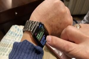 Lake Worth man credits Apple Watch with saving his life