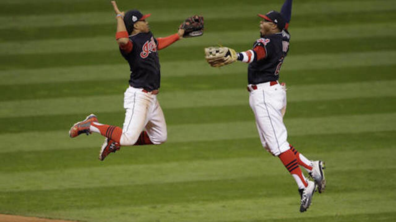 Kluber, Perez, Indians beat Cubs 6-0 in World Series opener