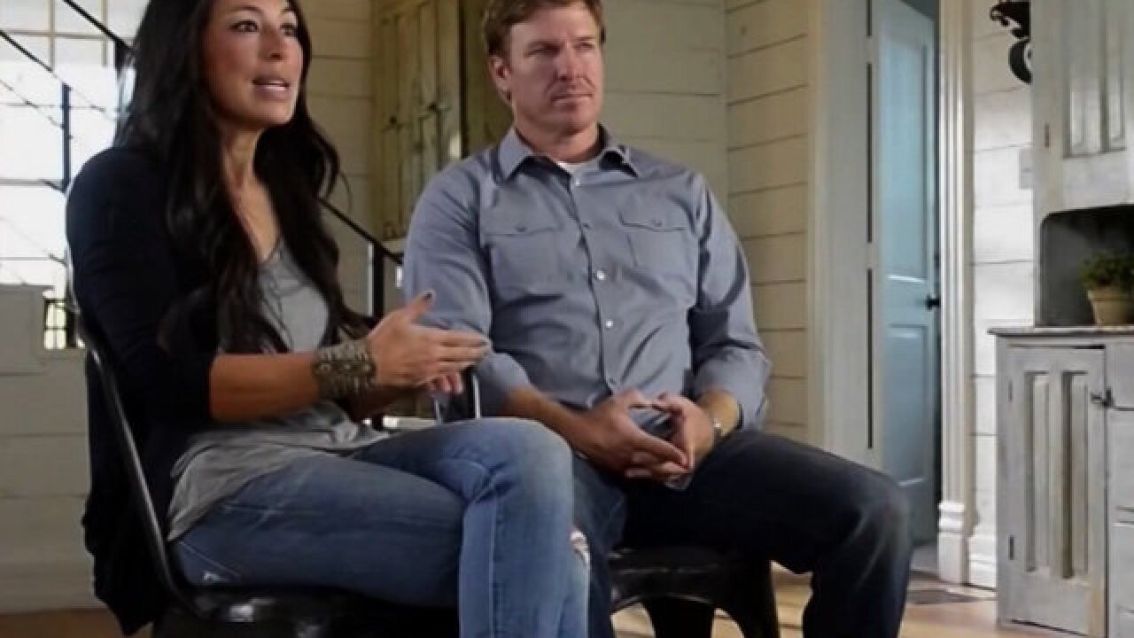 HGTV stars Chip and Joanna Gaines' company fined $40,000 by EPA