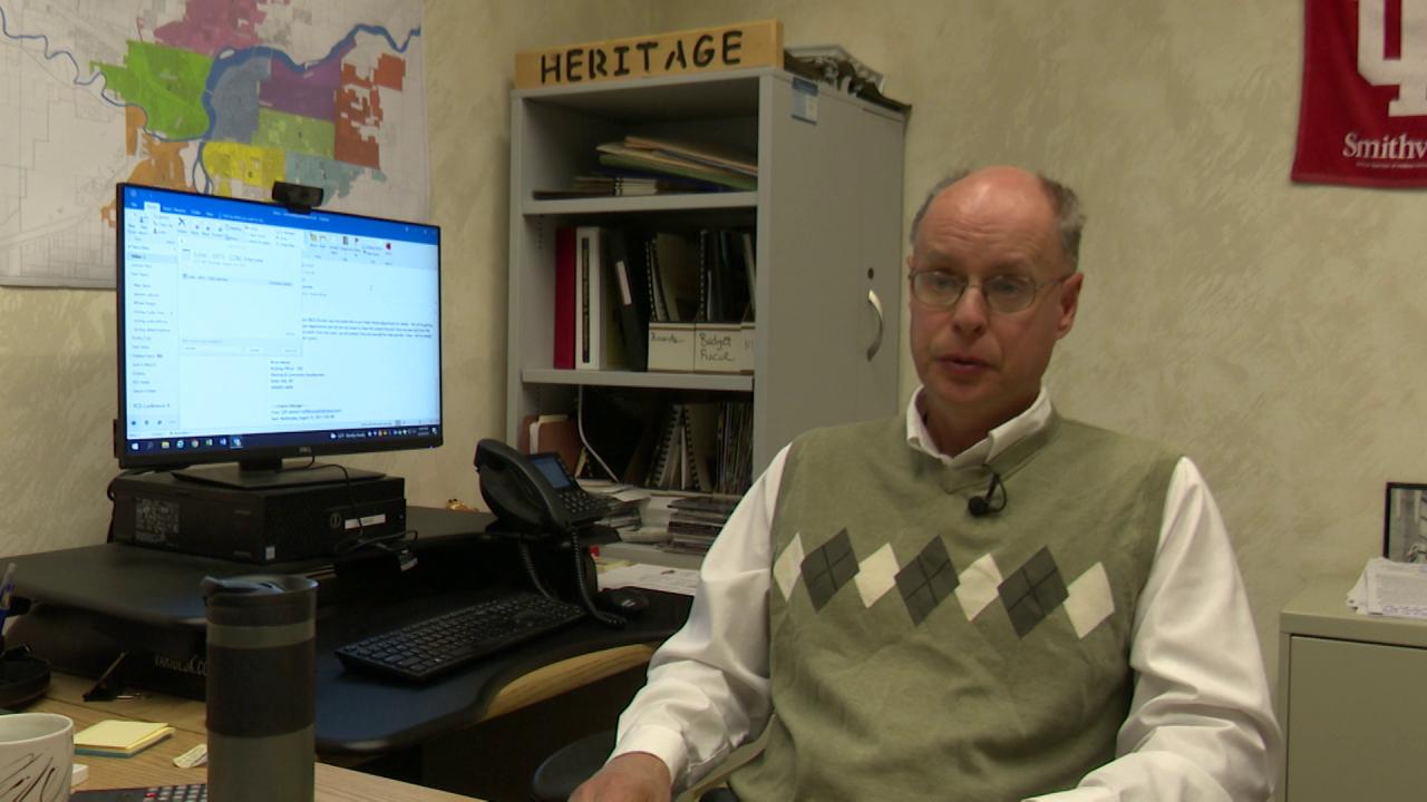 Tom Micuda, deputy director of Great Falls Planning & Community Development.