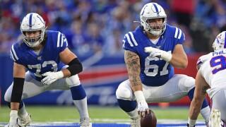 Bills add veteran OL Evan Boehm