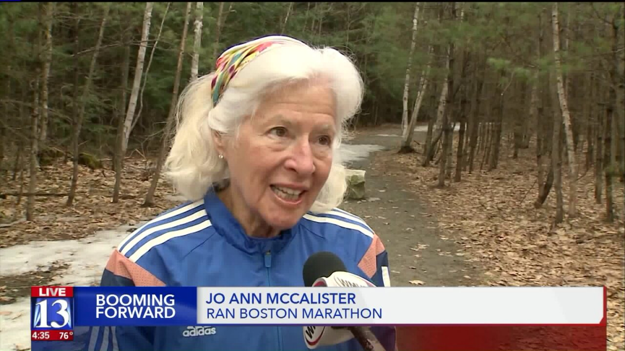 Baby boomers prove running marathons and earning black belts still possible